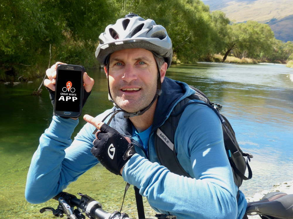 NZ Great Rides App