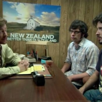 10 Hilarious Flight of the Conchords' Adverts for New Zealand