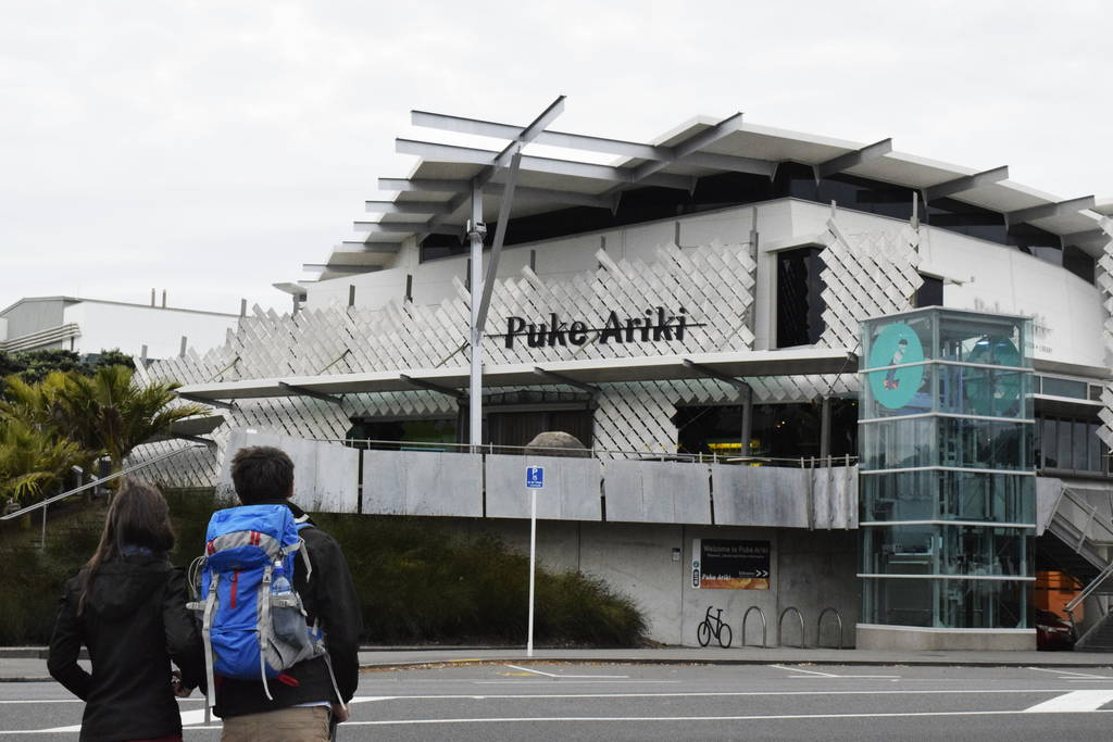 Puke Ariki Museum New Plymouth Optimized