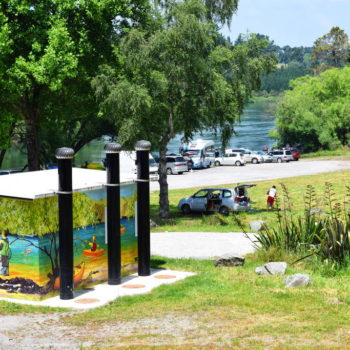 5 Free Camping Spots in Taupo