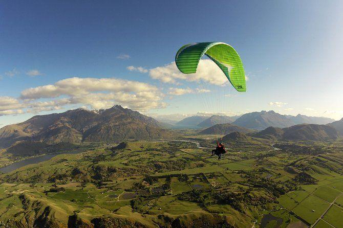 SkyTrek Paragliding