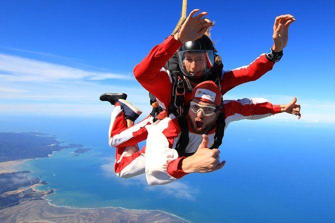 Skydive Abel Tasman