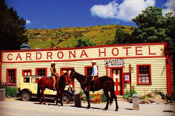 The Cardrona Horse Trek