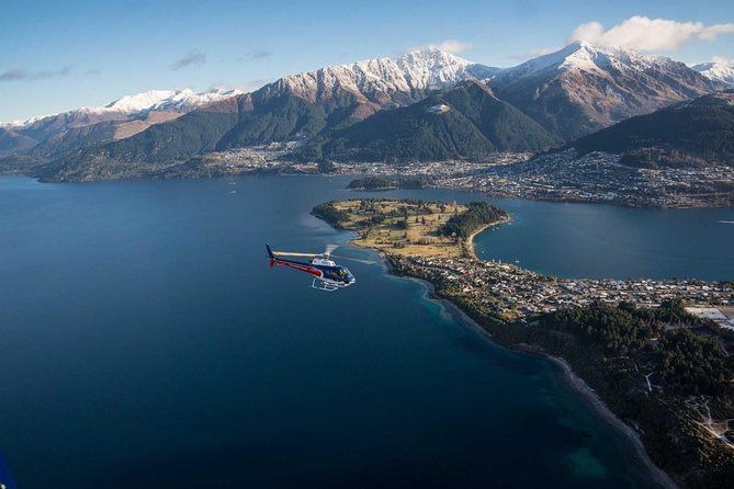 The Helicopter Line Queenstown