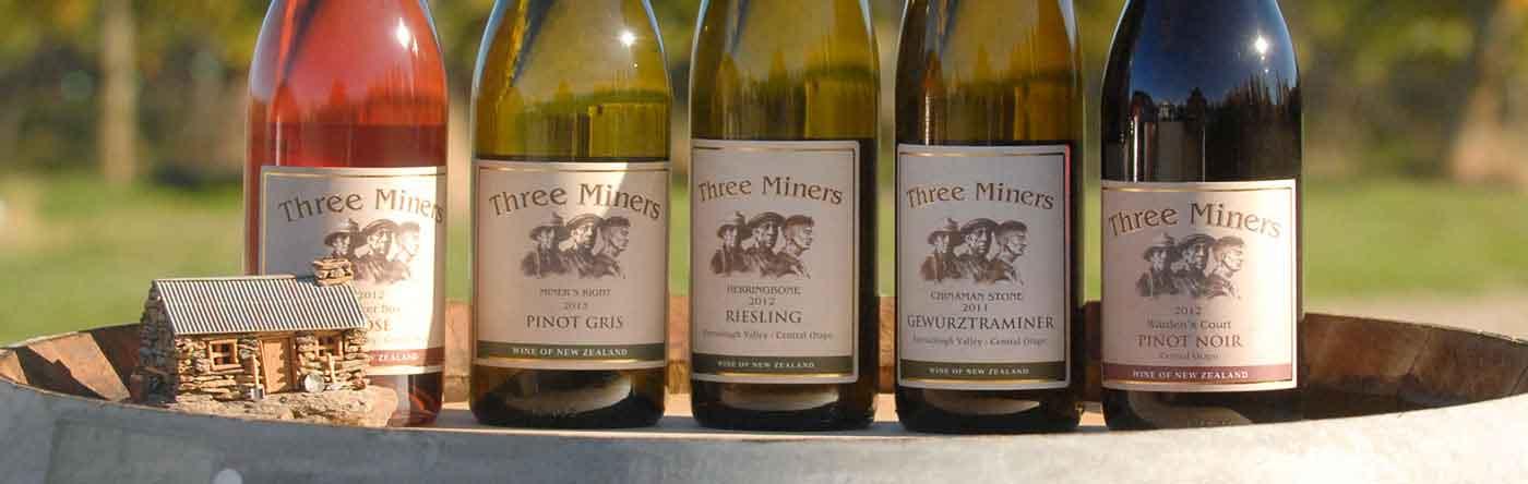 Three Miners Vineyard