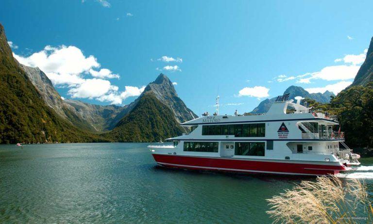 Tourism Holdings - Tourism NZ
