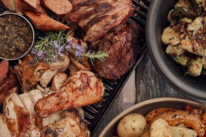Walter Peak Gourmet BBQ Lunch