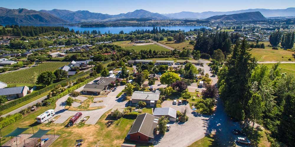 Wanaka Kiwi Holiday Park & Motels