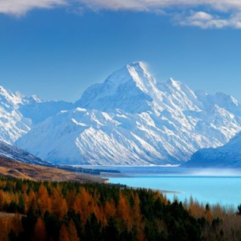 Aoraki Mt Cook National Park  Guide for Backpackers