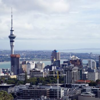 Auckland City Centre – Guide for Backpackers