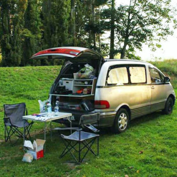 Different Types of Campervans in New Zealand