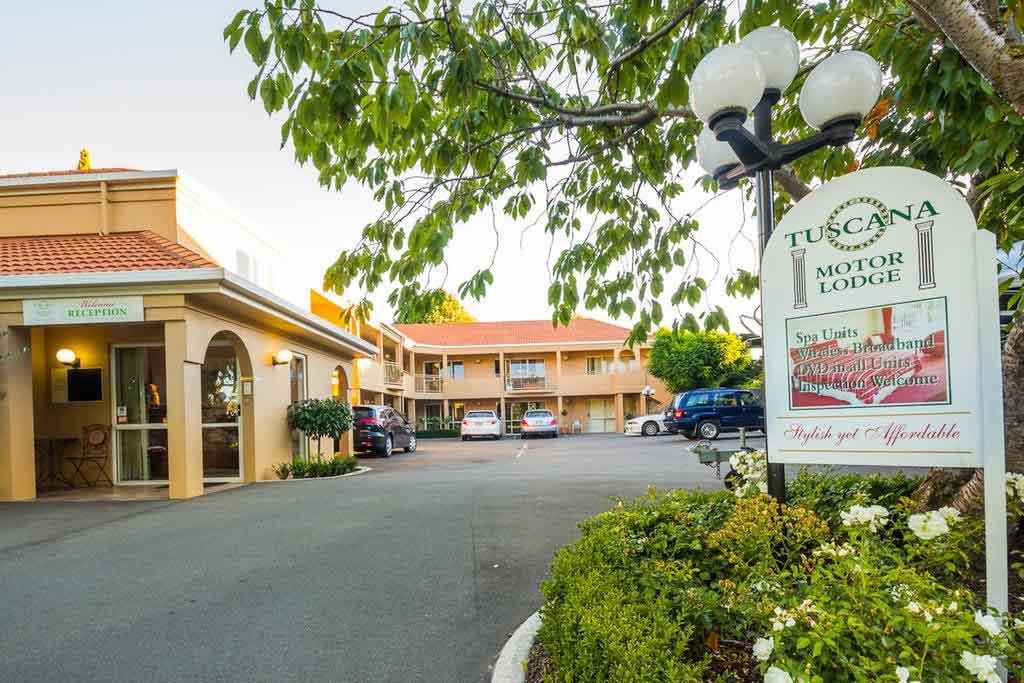 Tascana Motor Lodge