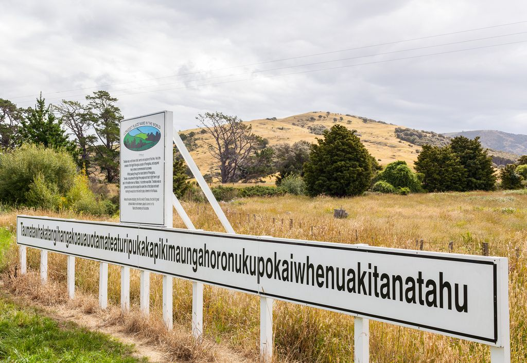 10 Funny Place Names In New Zealand