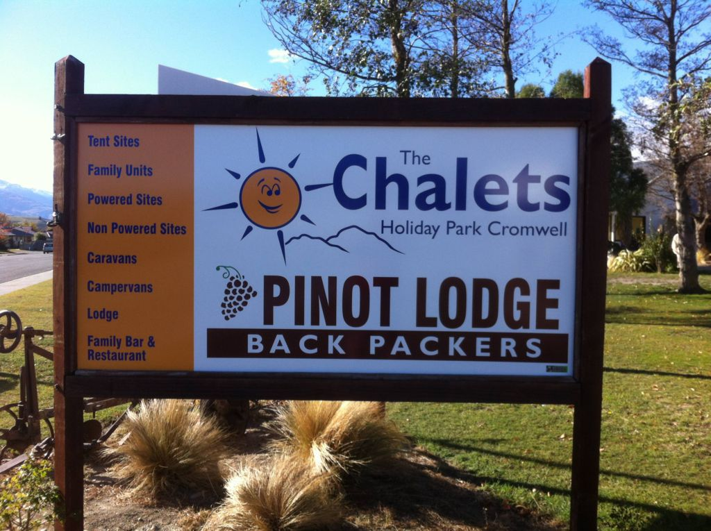 The Chalets Holiday Park