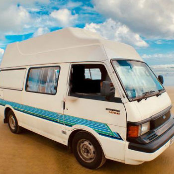How to Convert Your Van into a Self-Contained Campervan