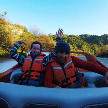 Jet Boating in the Forgotten World