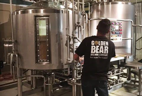Golden Bear Brewery