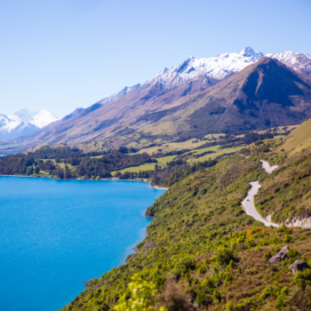 The South Island Scenic Routes