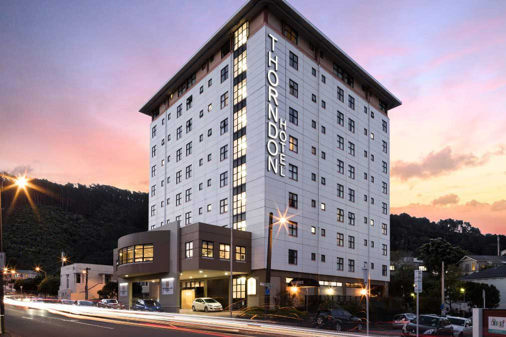 Thorndon Hotel Wellington by Rydges
