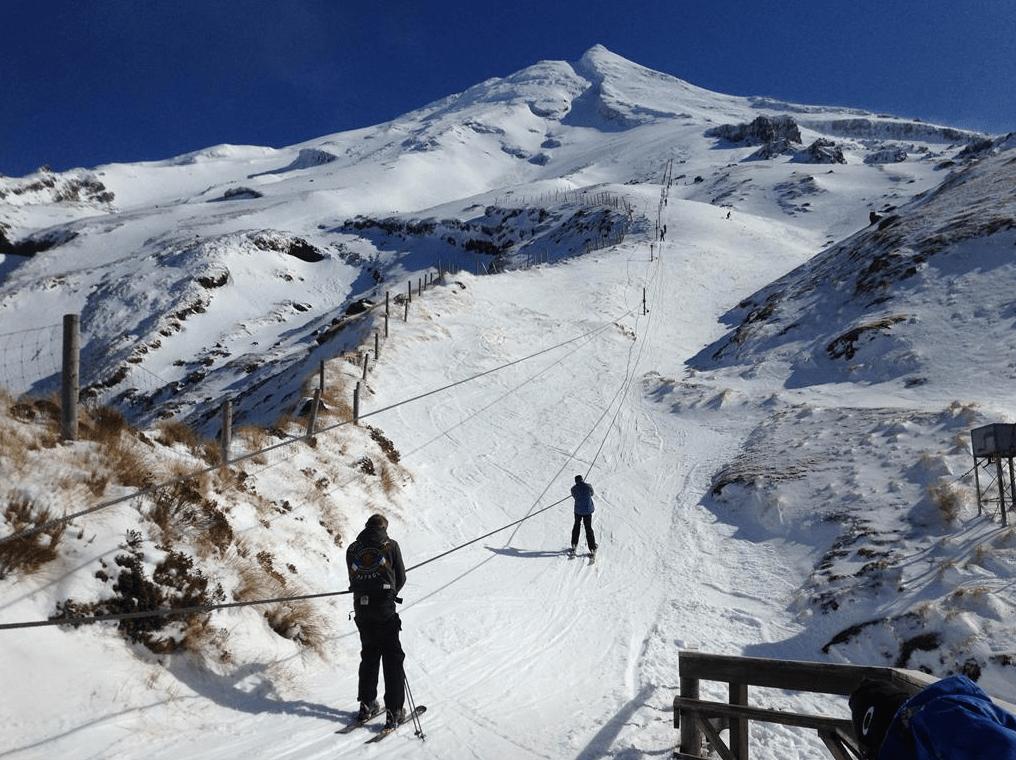 Manganui Ski Area Stratford Mountain Club
