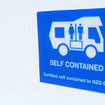 How to Get Your Campervan Certified Self-Contained