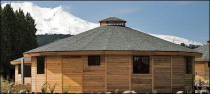 Turoa Yurt Village