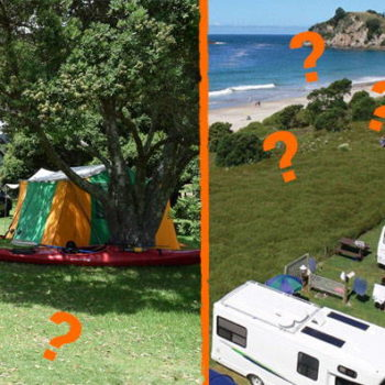 What is the Difference Between a Campsite and a Holiday Park?