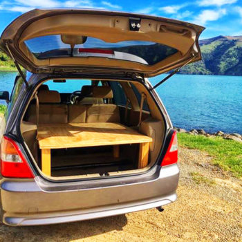 What Model of Car or Campervan to Buy for Travelling New Zealand