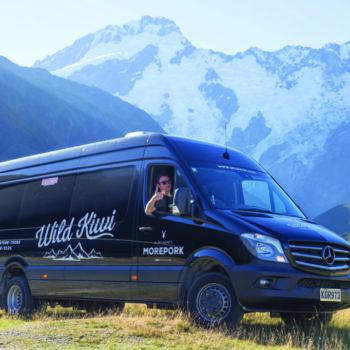 Meet New Zealand's First Flashpacker Bus Tour!