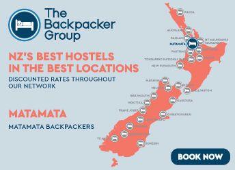 TBG Matamata Backpackers