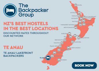 TBG Te Anau Lake Front Backpackers