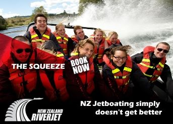 NZ River Jet