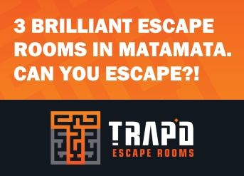 TRAPD Escape Room
