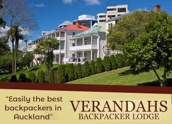 Verandahs Backpackers