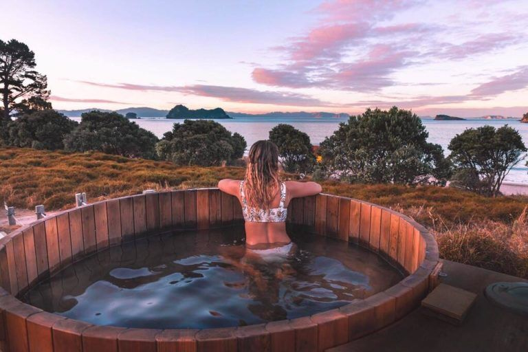 10 Best Romantic Accommodation in the Coromandel