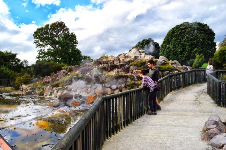 The Complete Guide to Rotorua