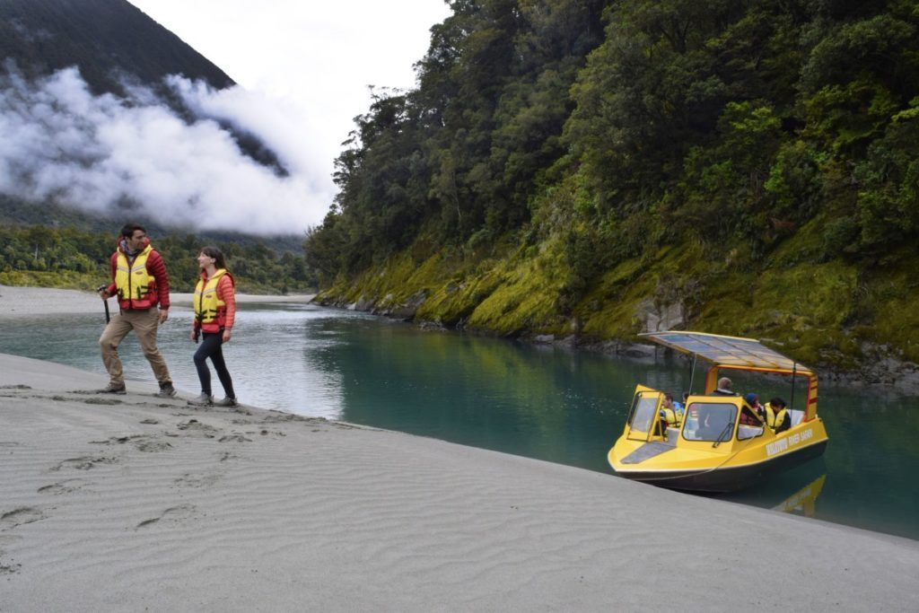 The Honeymoon Guide to Haast
