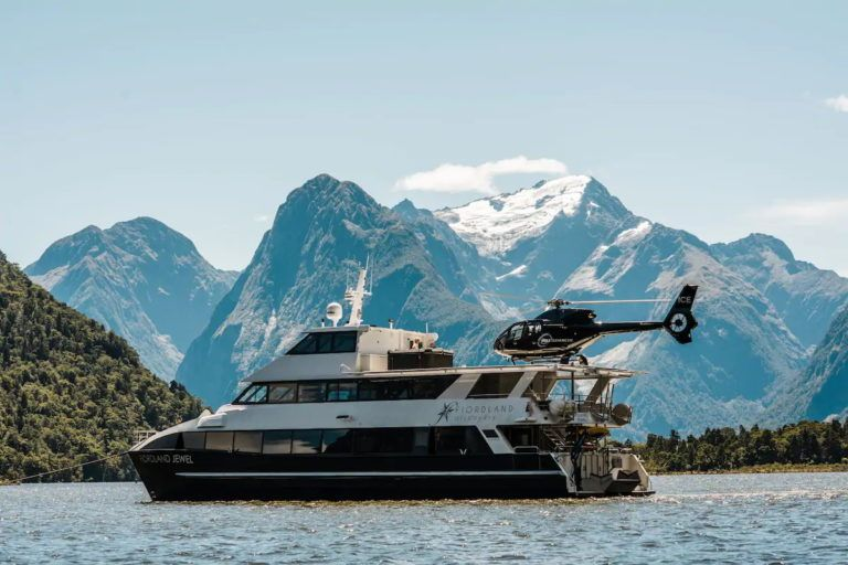 5 Luxury Activities in Milford Sound