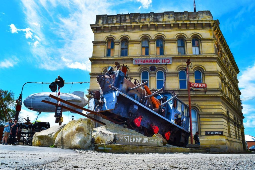 The Complete Guide to Oamaru