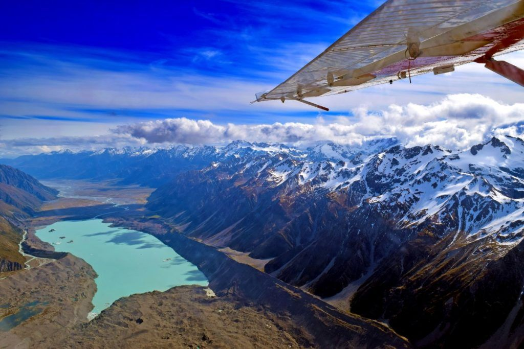 10 Most Beautiful Lakes on the South Island