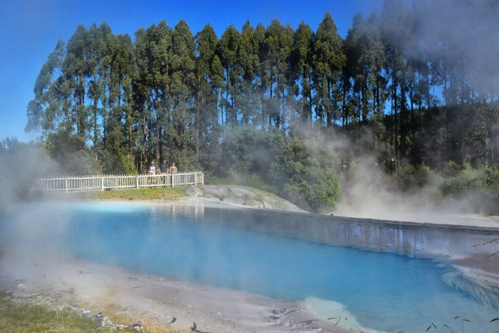 North Island Luxury Itinerary: Two Weeks / 14 Days