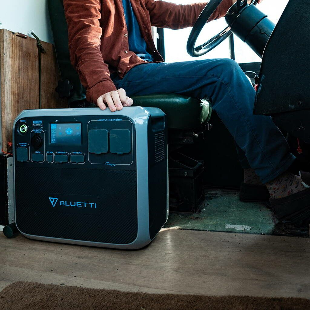 How to Choose a Generator for Your Motorhome, Campervan or Tent