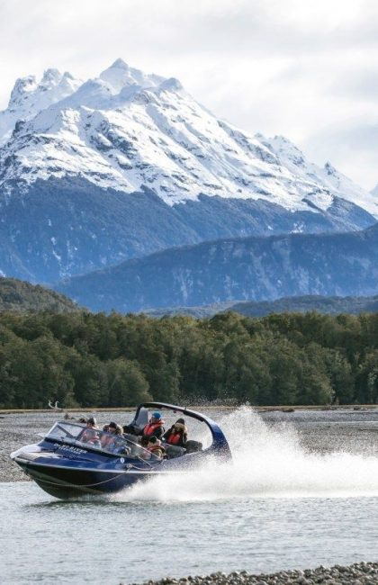 Jet Boat Thrill Ride, 20 Minutes - Fremantle - Adrenaline