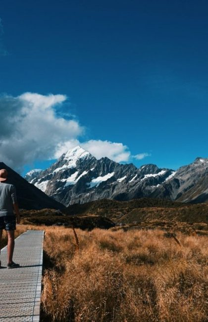 South Island Budget Itinerary: Two Weeks / 14 Days