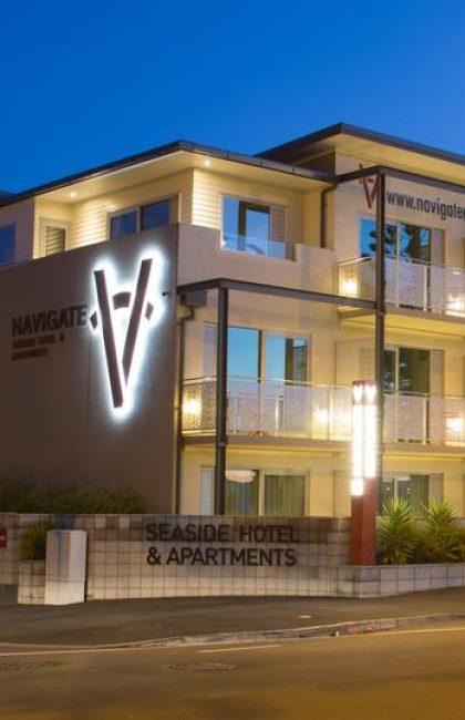 Navigate Seaside Hotel & Apartments